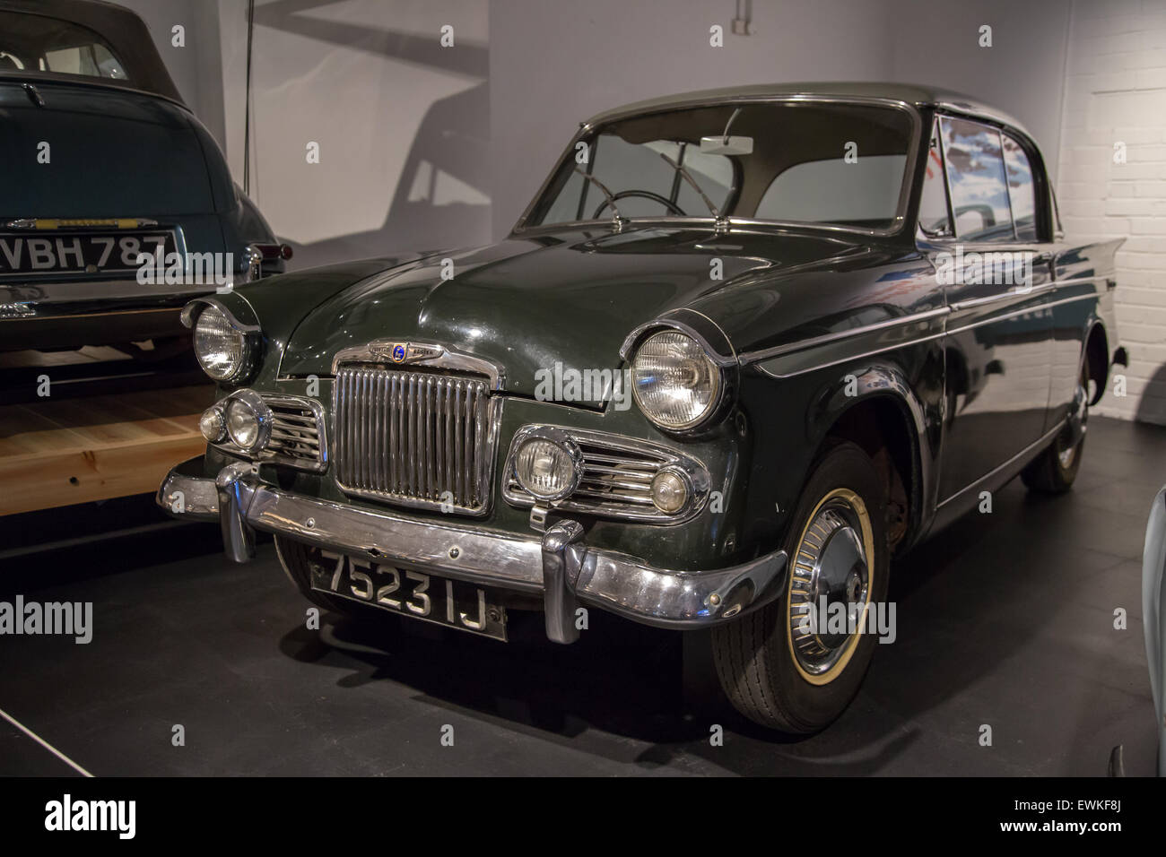 1964 Singer Gazelle motorcar - Stock Image
