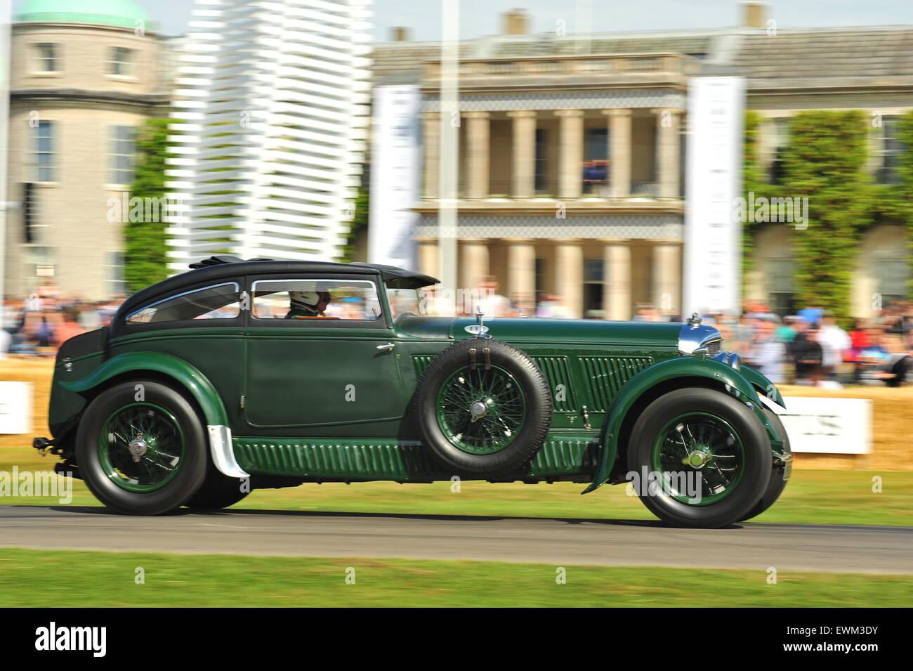 Bentley Speed Six Stock Photos & Bentley Speed Six Stock Images - Alamy