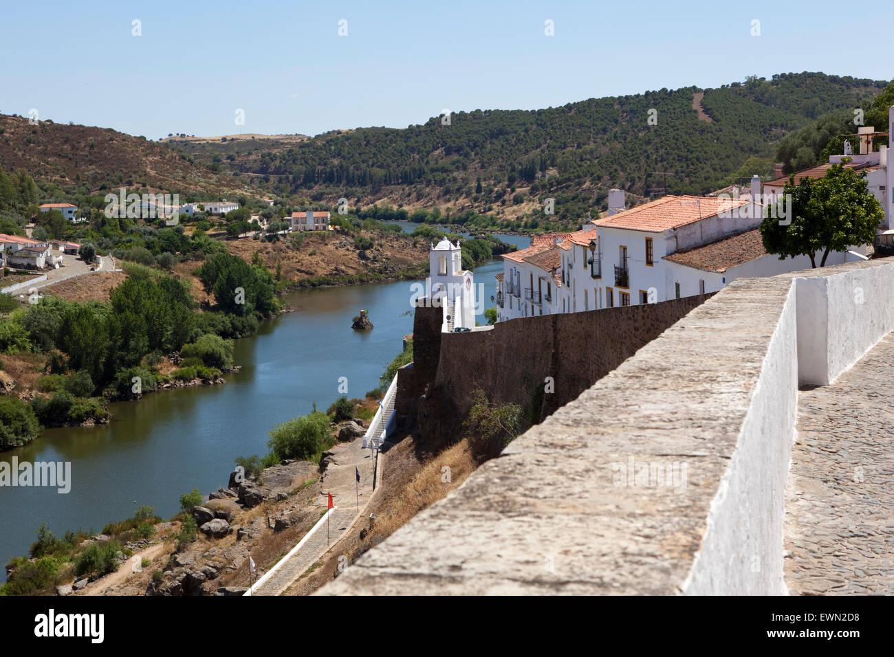 Mertola Beja Baixo Alentejo Portugal Europe Stock Photo: 84670804 - Alamy