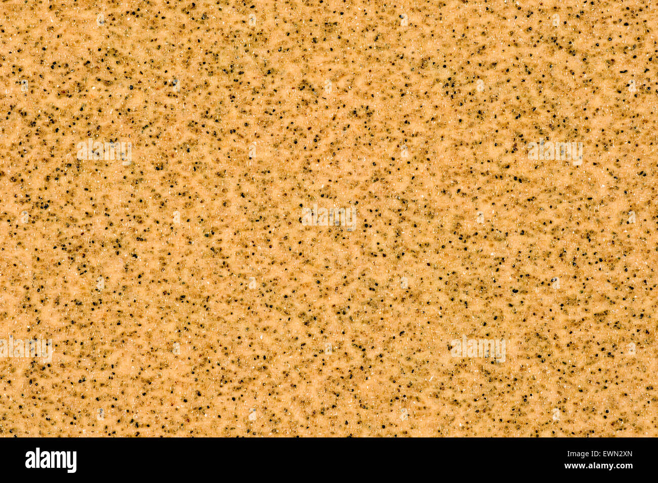 Sandpaper texture  close up background - Stock Image