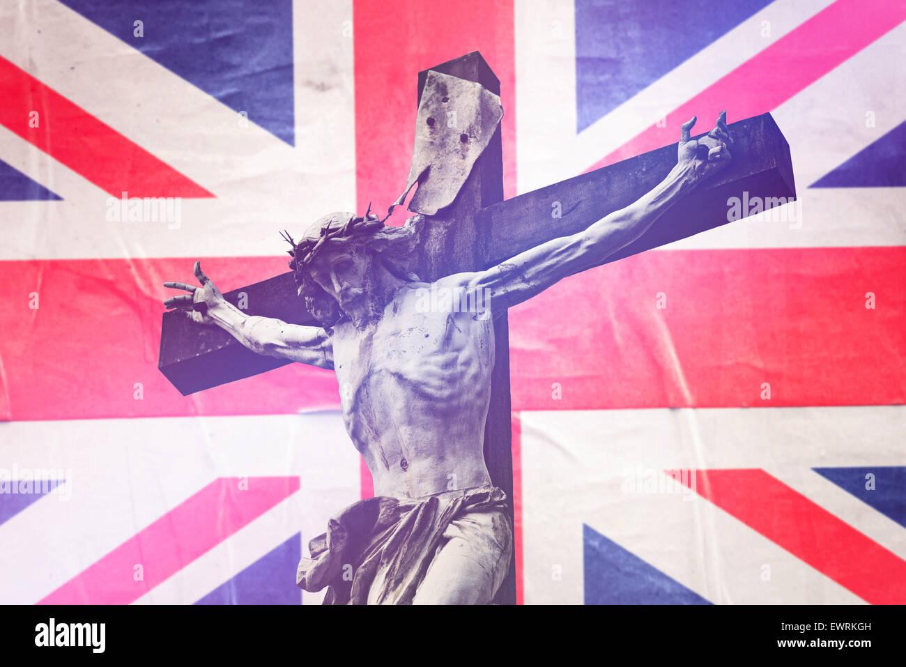 Jesus Christ England Great Britain Uk Stock Photos & Jesus Christ ...