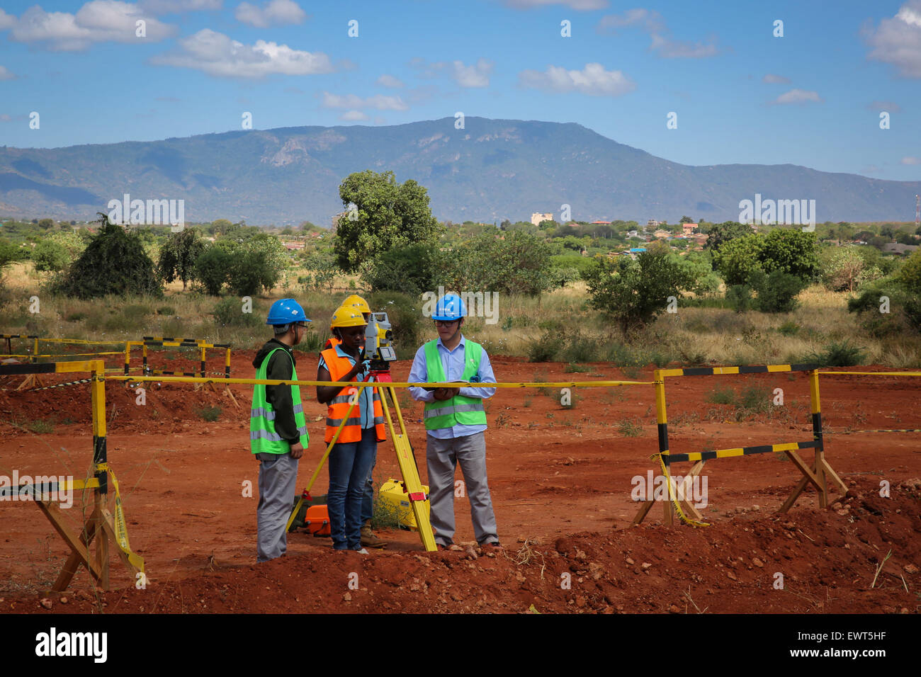 East African Railway Stock Photos & East African Railway