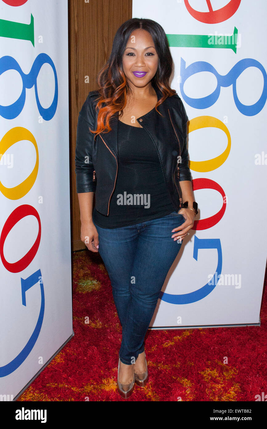 Los Angeles, California, USA. 30th June, 2015. Erica Campbell attends '
