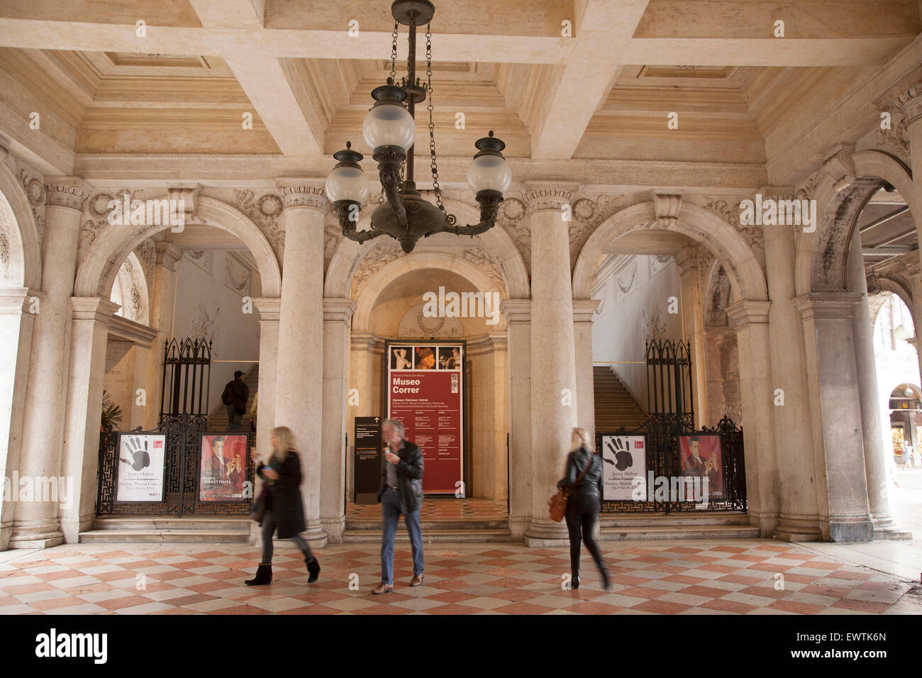 Museo Correr Museum, San Marcos - St Marks Square, Venice; Italy ...