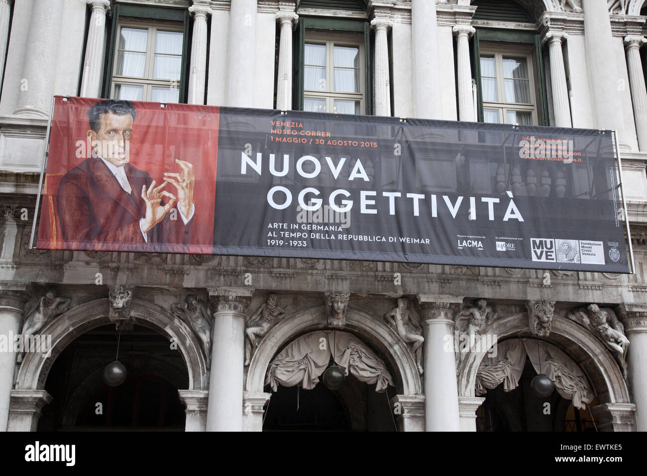 Poster of Museo Correr Museum, San Marcos - St Marks Square, Venice ...