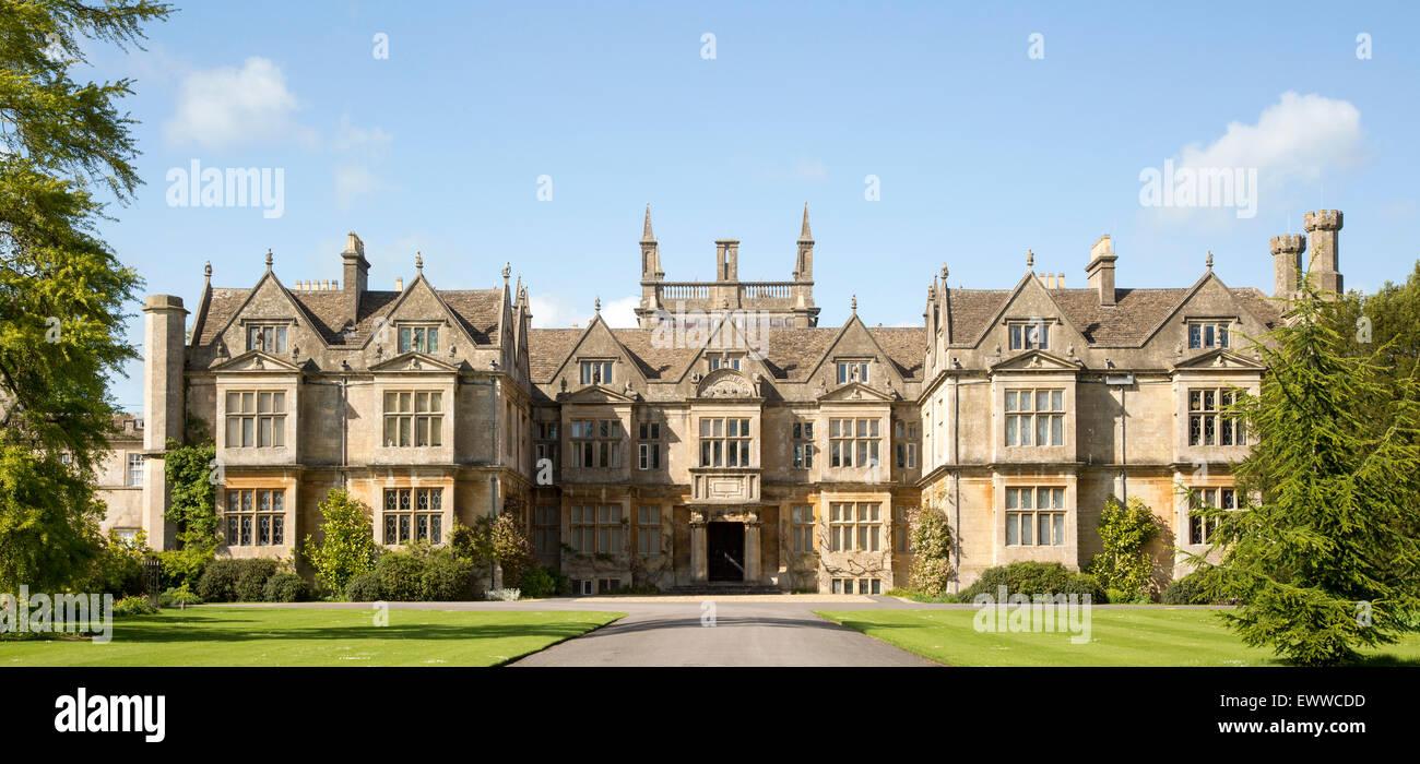 Corsham Court, Wiltshire, England, UK Stock Photo