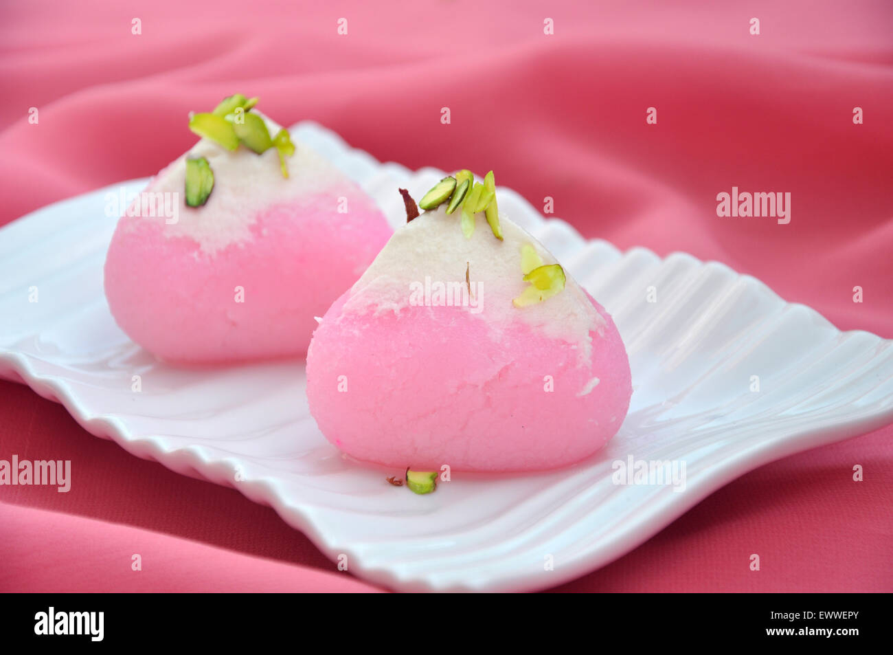 Dilbahar Chum Chum Closeup - Stock Image