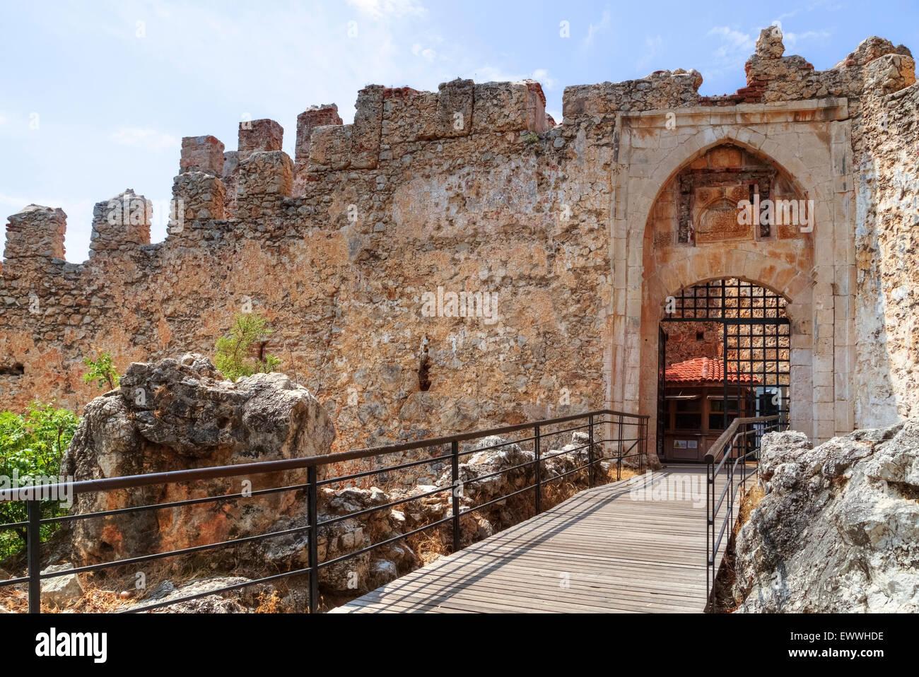 Alanya, Antalya, Anatolia, Turkey - Stock Image