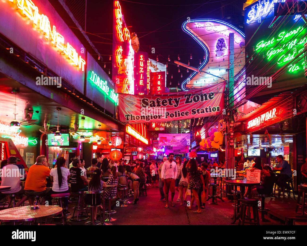 Nightlife Gay Scene Bangkok