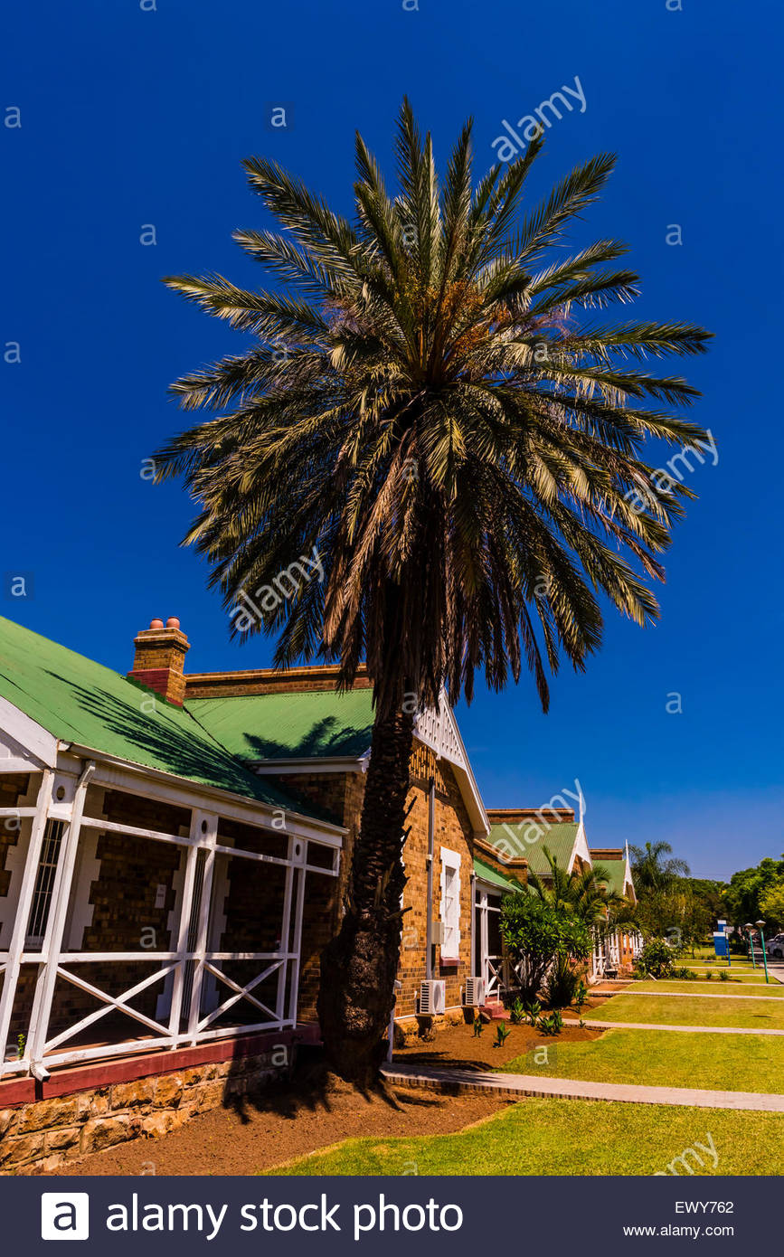 Cullinan, Gauteng Province, South Africa - Stock Image