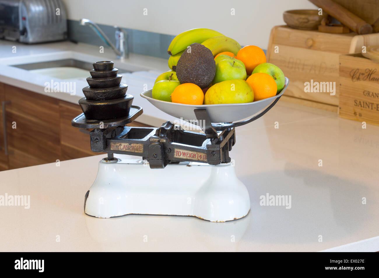 Fresh Fruit - Stock Image