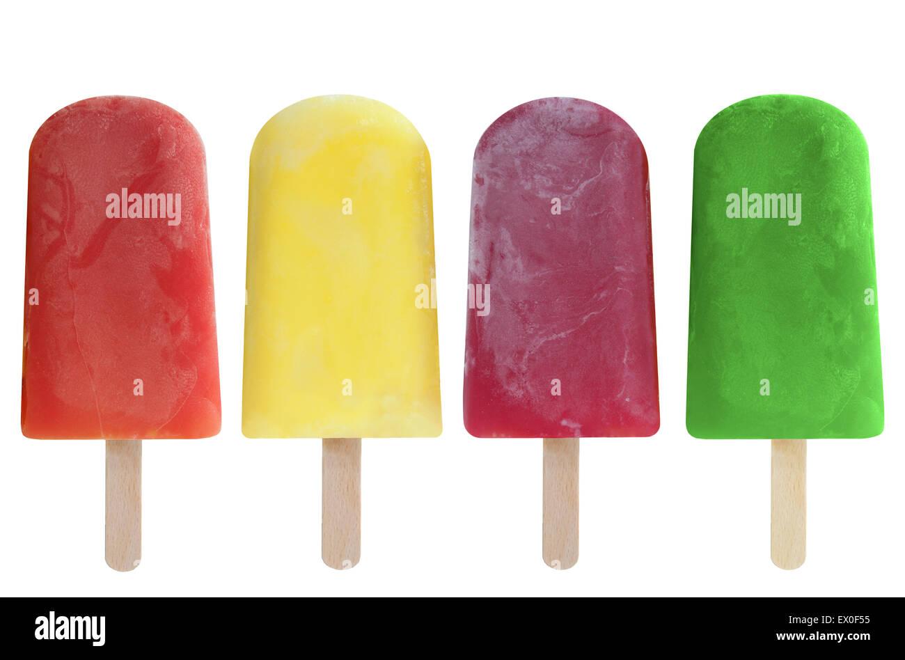 Ice Cream Ice Lolly