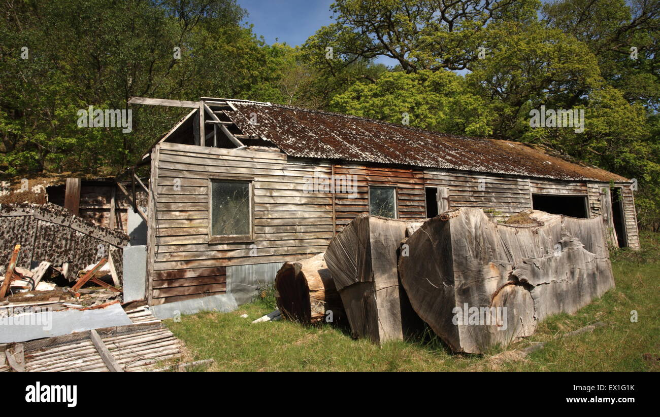 Old Sawmill Stock Photos & Old Sawmill Stock Images - Alamy