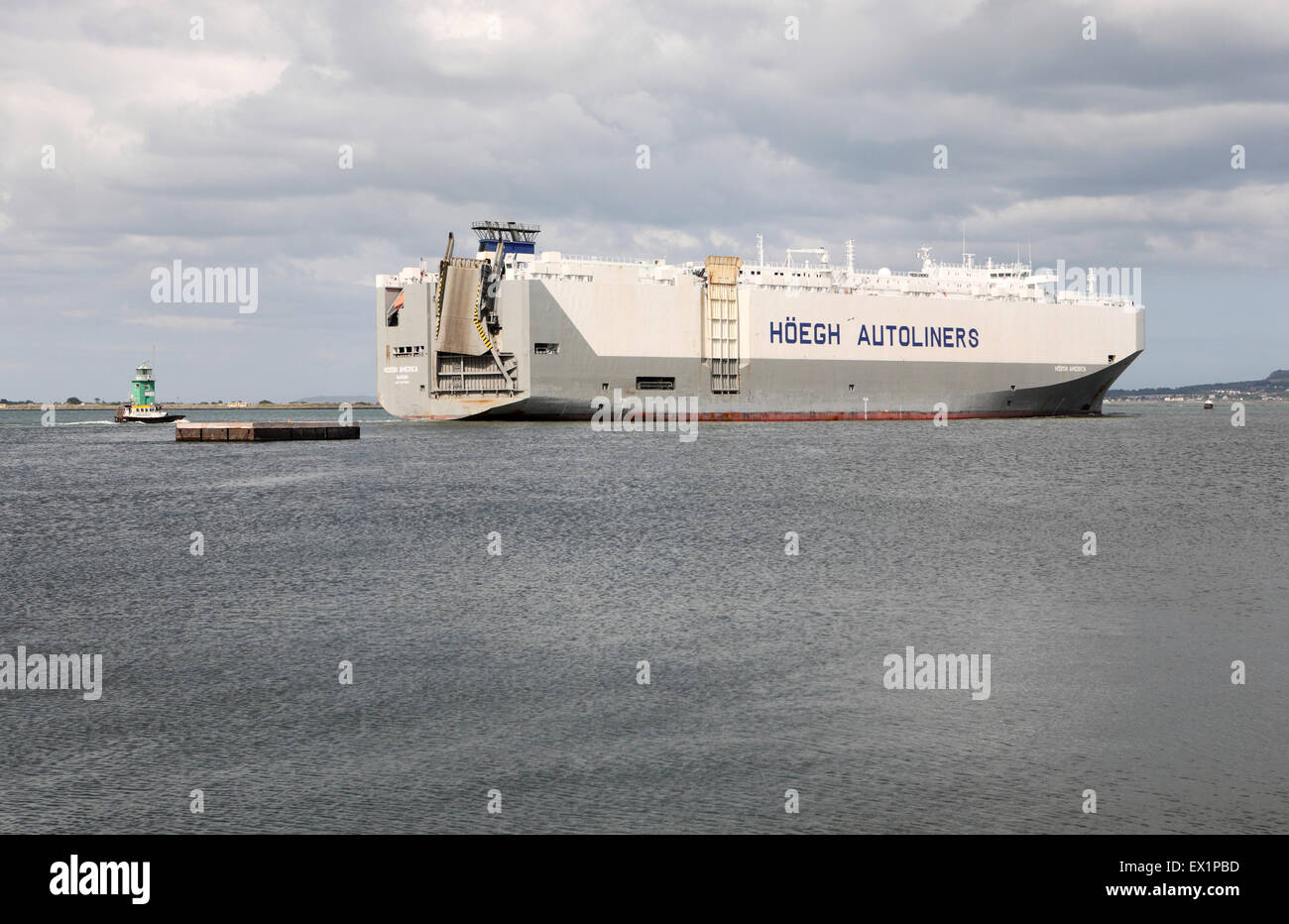 Hoegh Autoliners Stock Photos & Hoegh Autoliners Stock