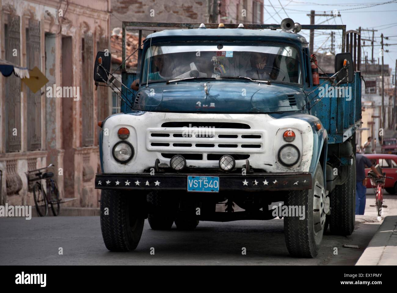 Zil Soviet Stock Photos & Zil Soviet Stock Images - Alamy on
