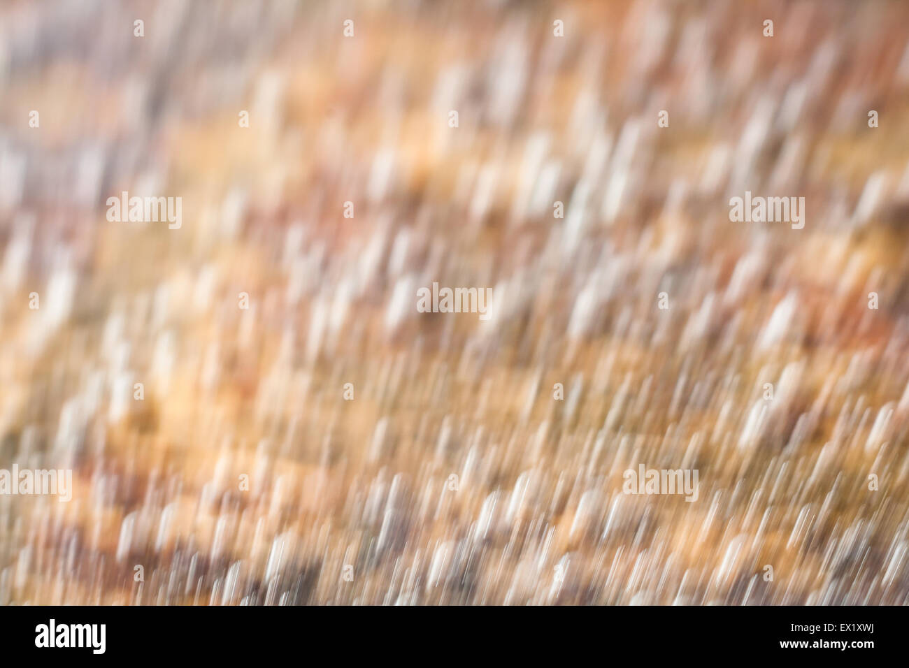 bubbles water wood. Close up image of a sparkling water thrown on a wooden table,  texture, background - Stock Image
