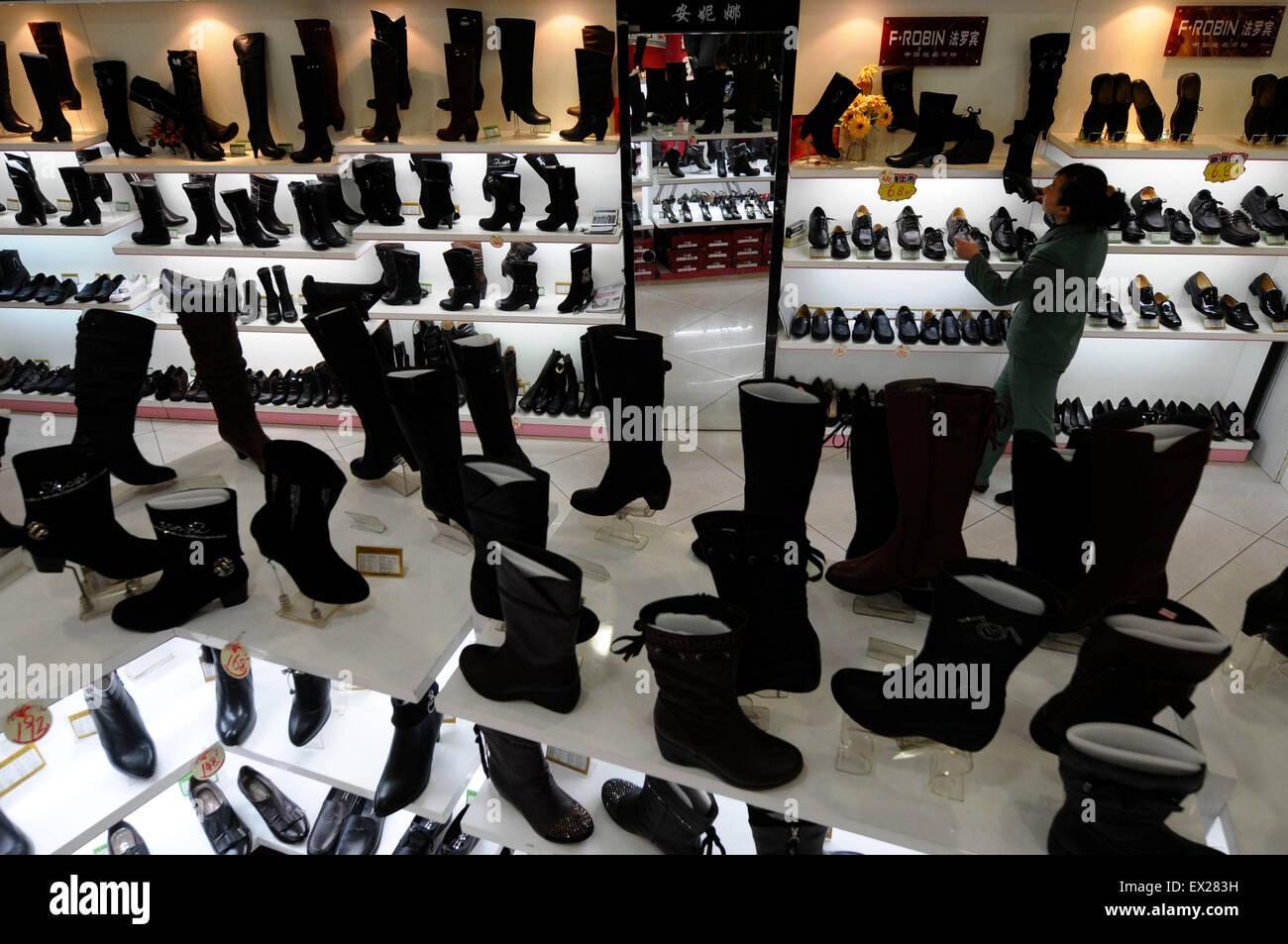 shoe shops in hanley potteries shopping centre