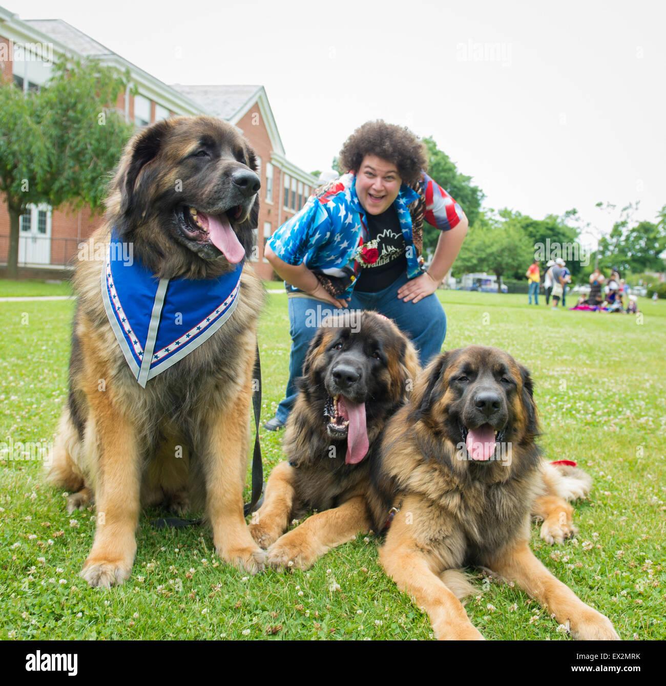 Dog Show Caledonia May