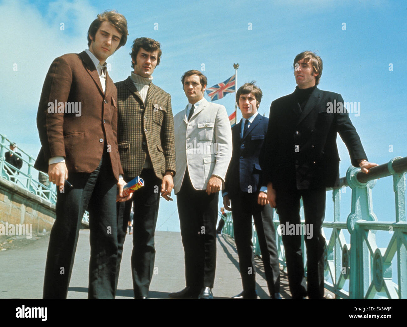 The Moody Blues Band Stock Photos & The Moody Blues Band