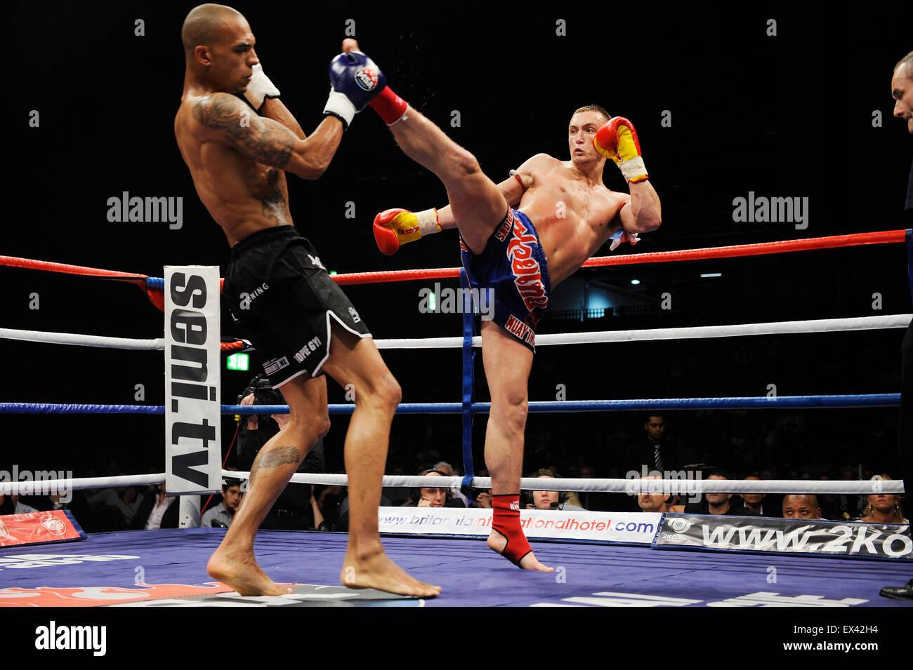 kick boxing muay thai