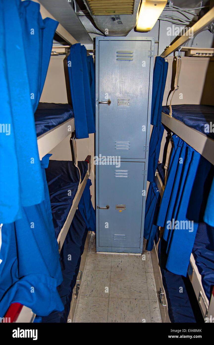 Navy Ship Bunk Beds Stock Photos Amp Navy Ship Bunk Beds