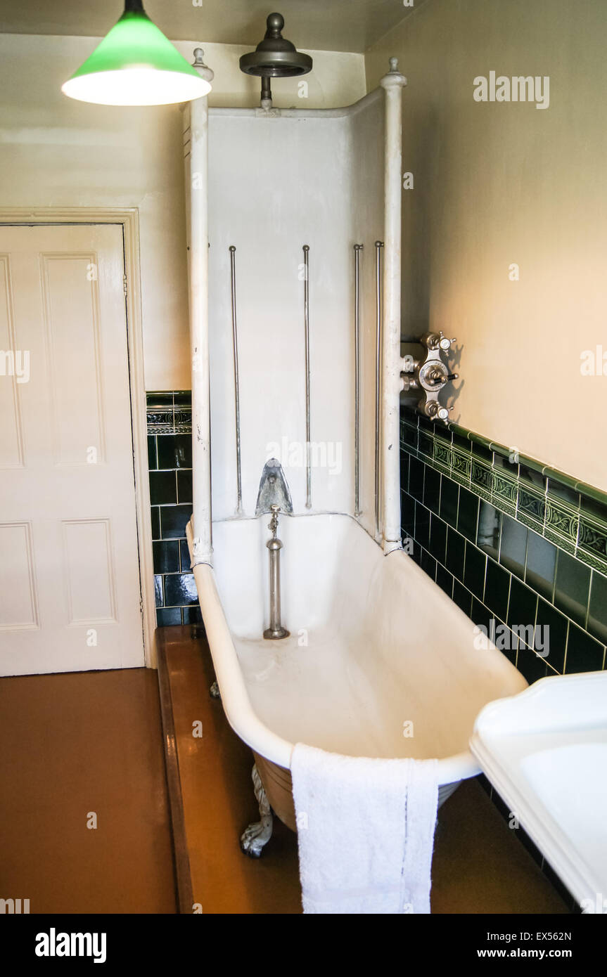 Edwardian bath and shower unit Pickford\'s House, by Joseph Pickford ...