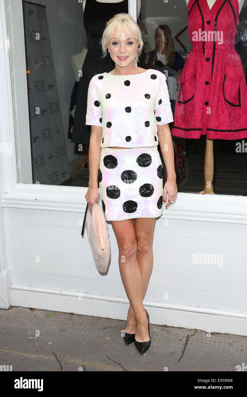 Bob By Dawn O Porter Pop Up Boutique Vip Launch Party Arrivals