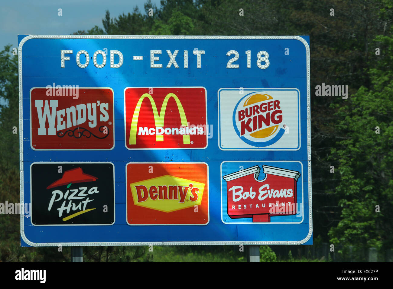 Hour Fast Food Places