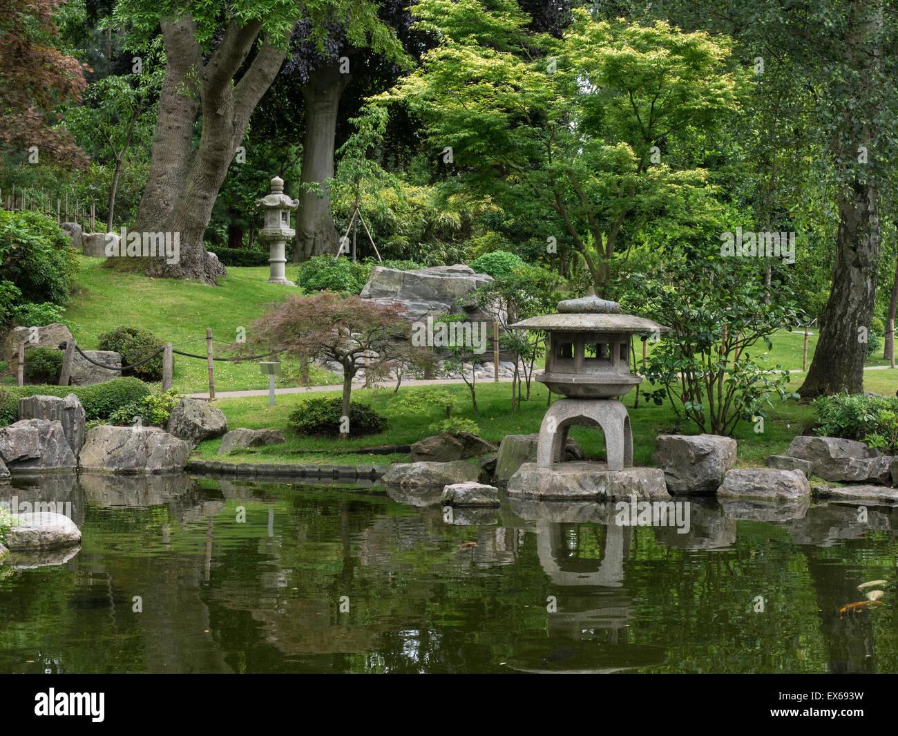 Kyoto Garden Holland Park London England