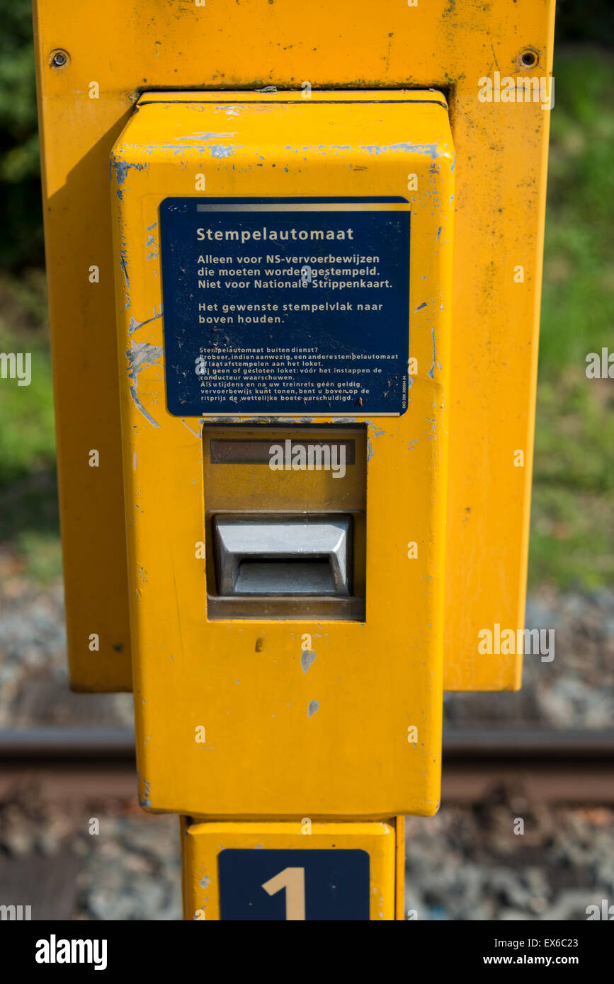 Ticket Stamping Machine Stock Photos Amp Ticket Stamping