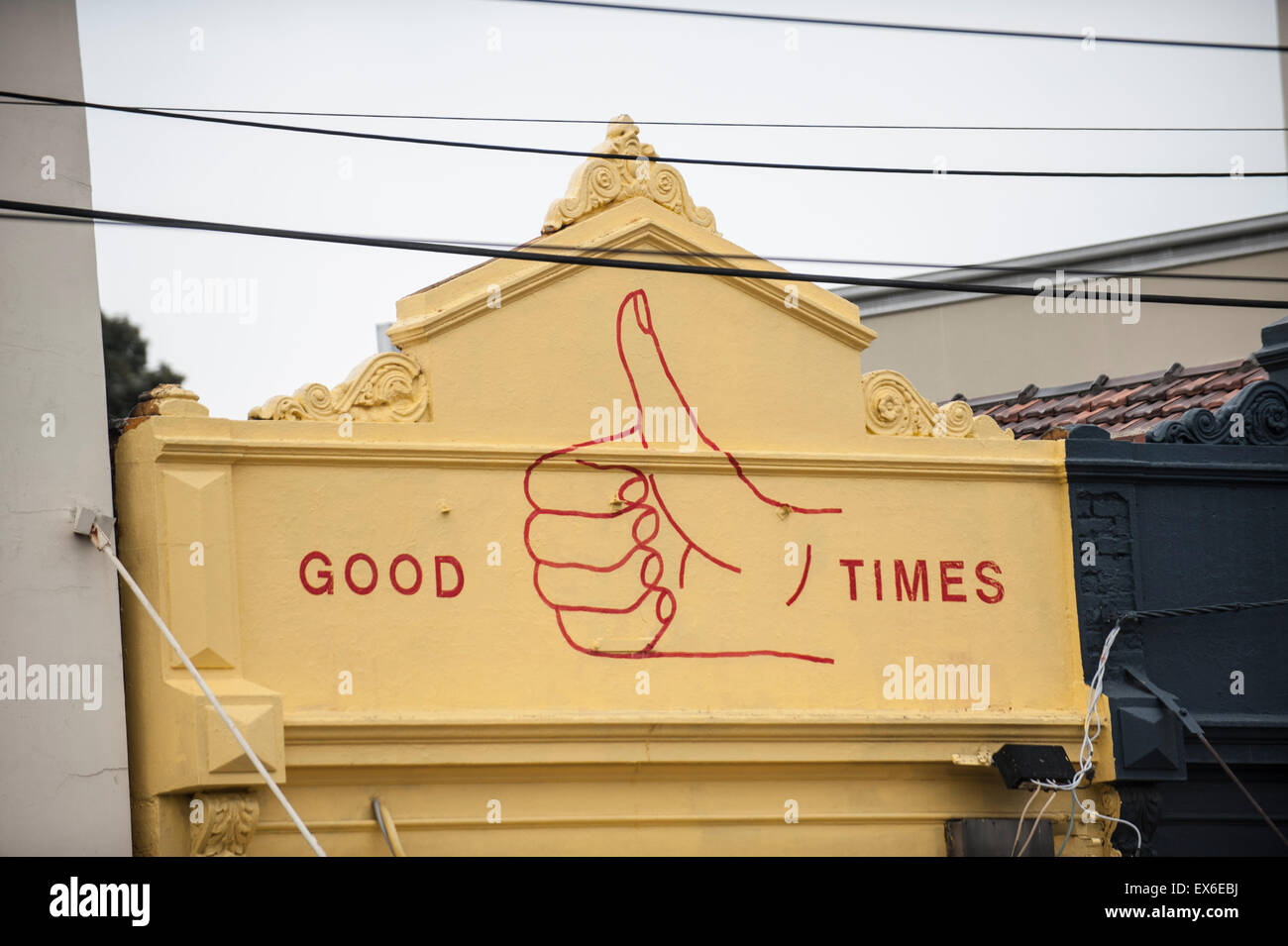Good times - Stock Image