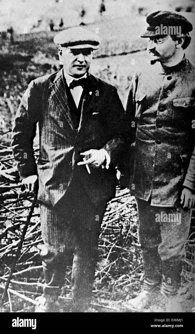 Vladimir Rakovsky: biography and photos