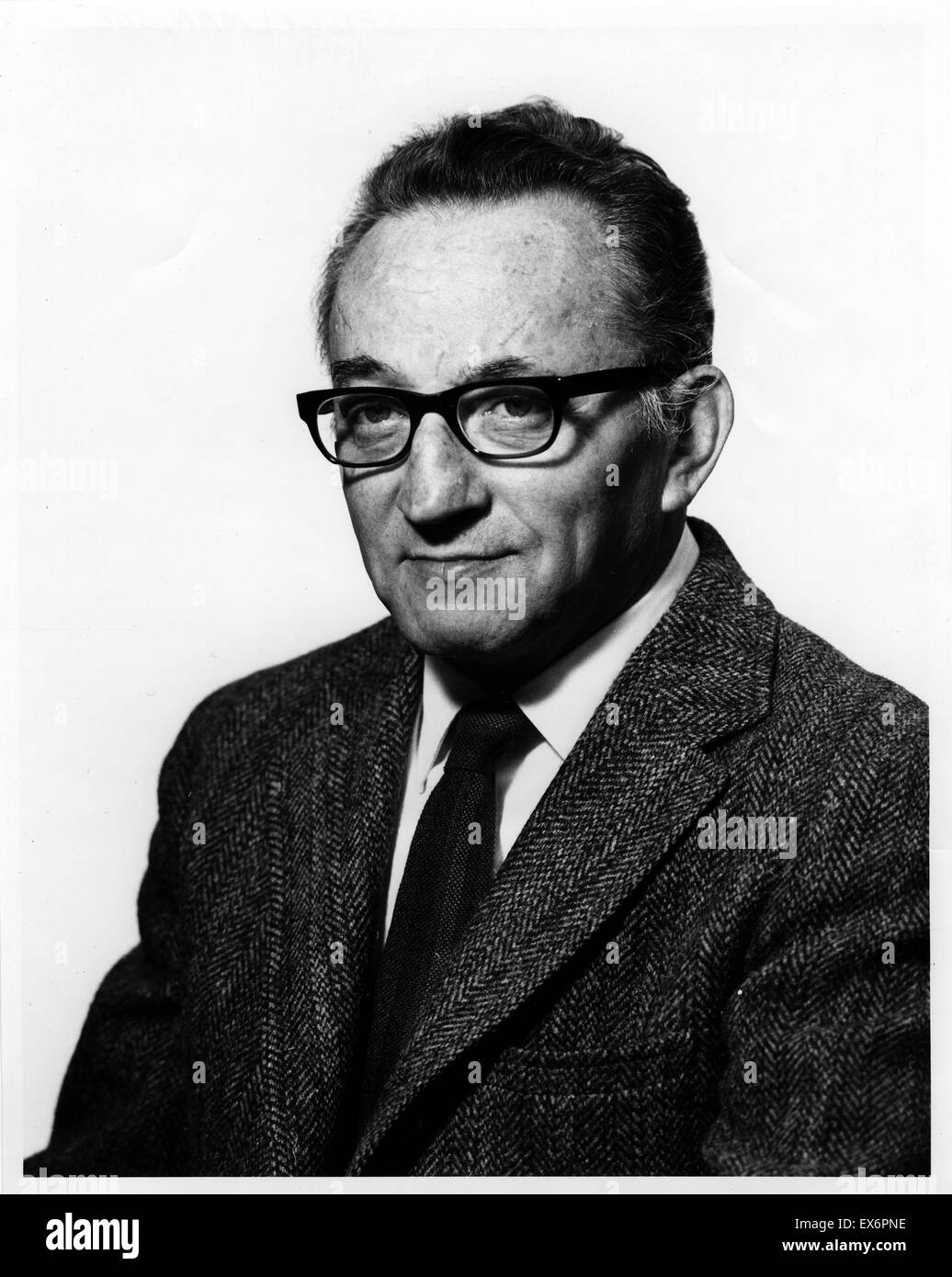 Sol Spiegelman (1914-1983) was an American molecular biologist whose pioneering discoveries accelerated the study - Stock Image