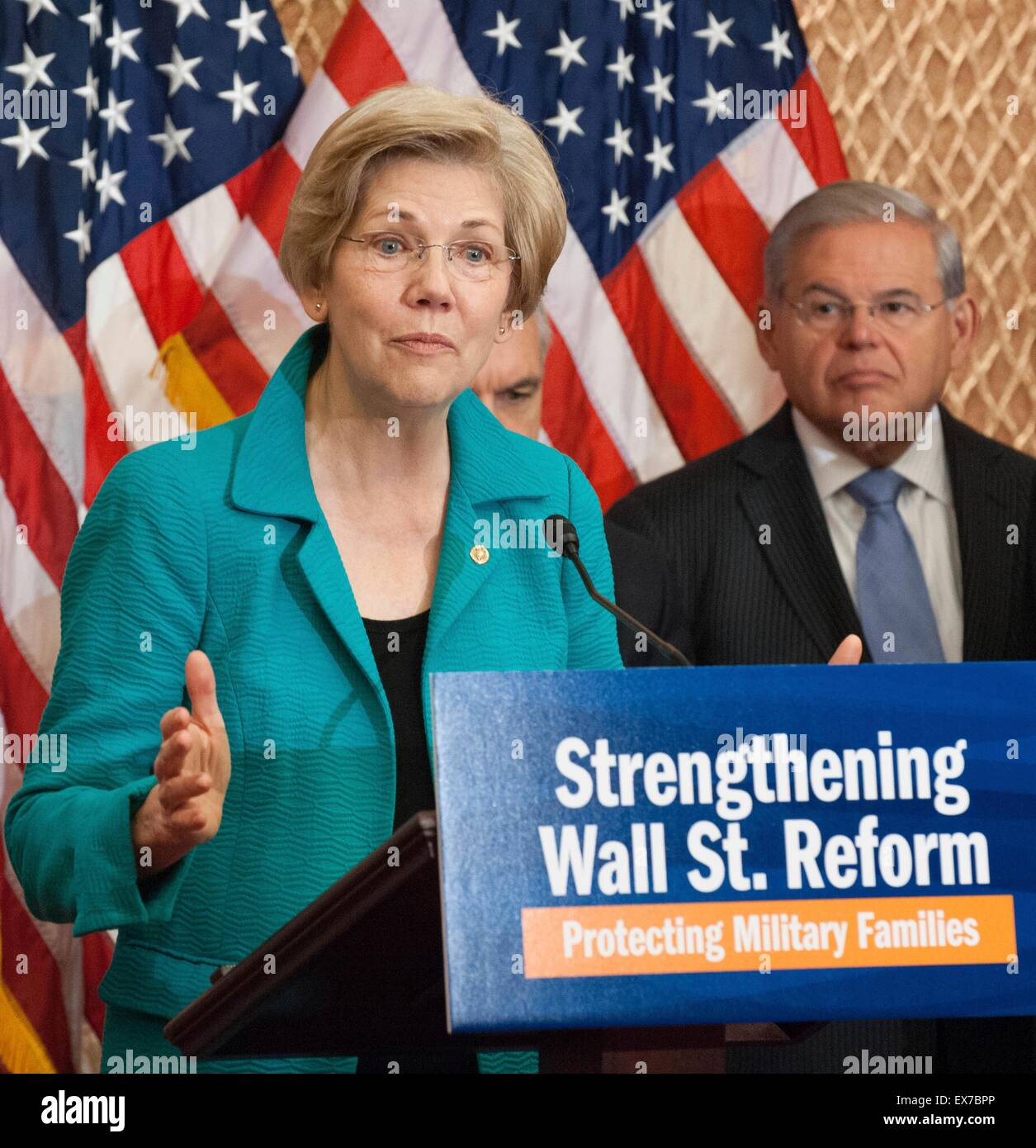 Democratic Senators Call For >> Us Senator Elizabeth Warren Joined By Other Democratic Senators