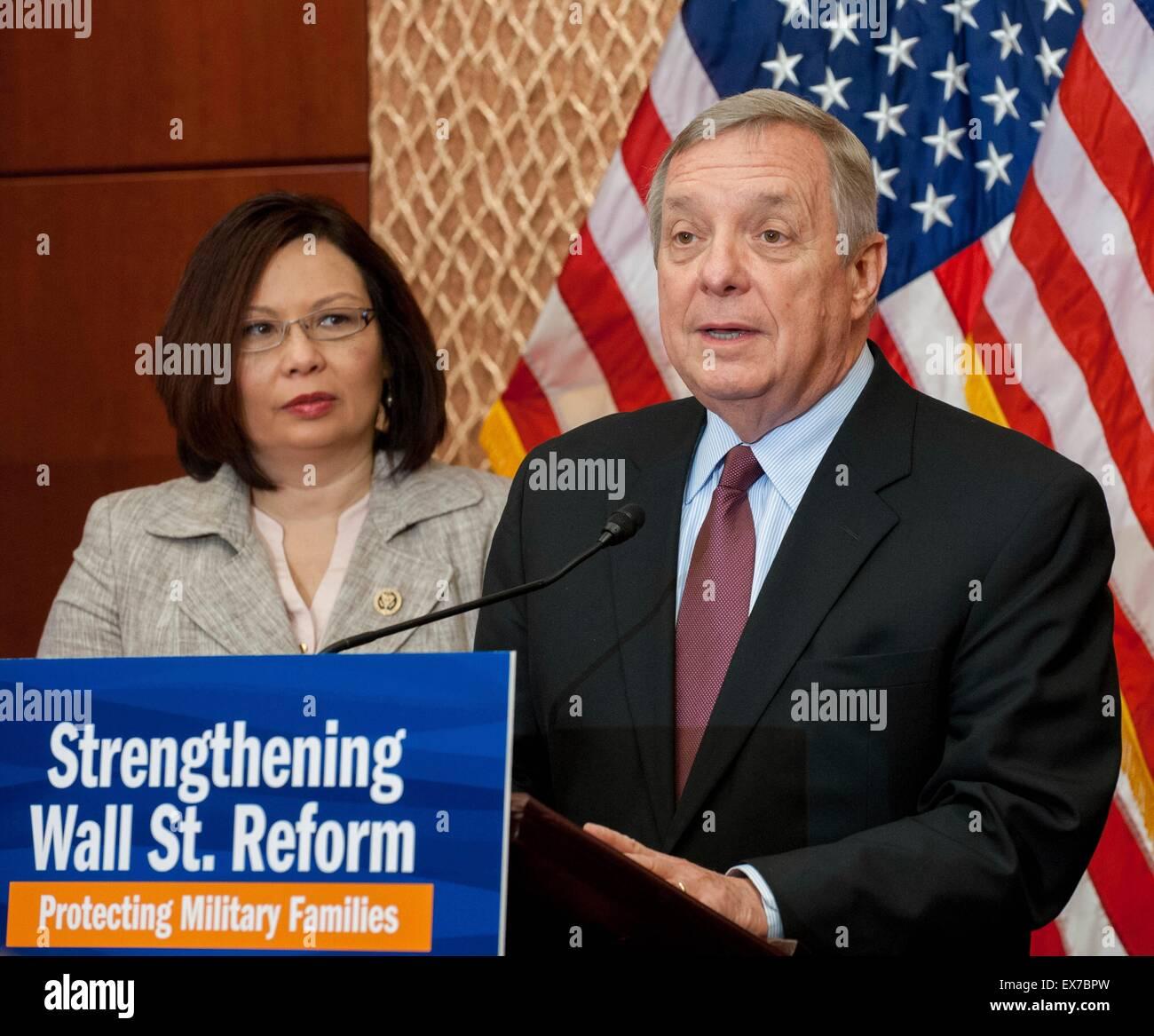 Democratic Senators Call For >> Us Senator Dick Durbin Joined By Other Democratic Senators Calls For