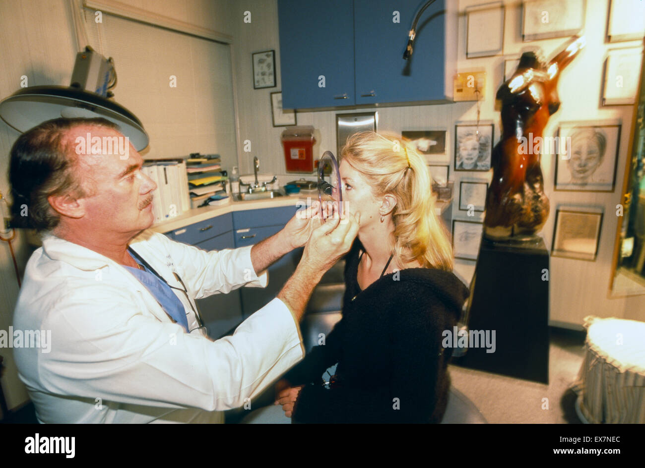 BEVERLY HILLS, CA – MAY 19: Celebrity plastic surgeon Dr