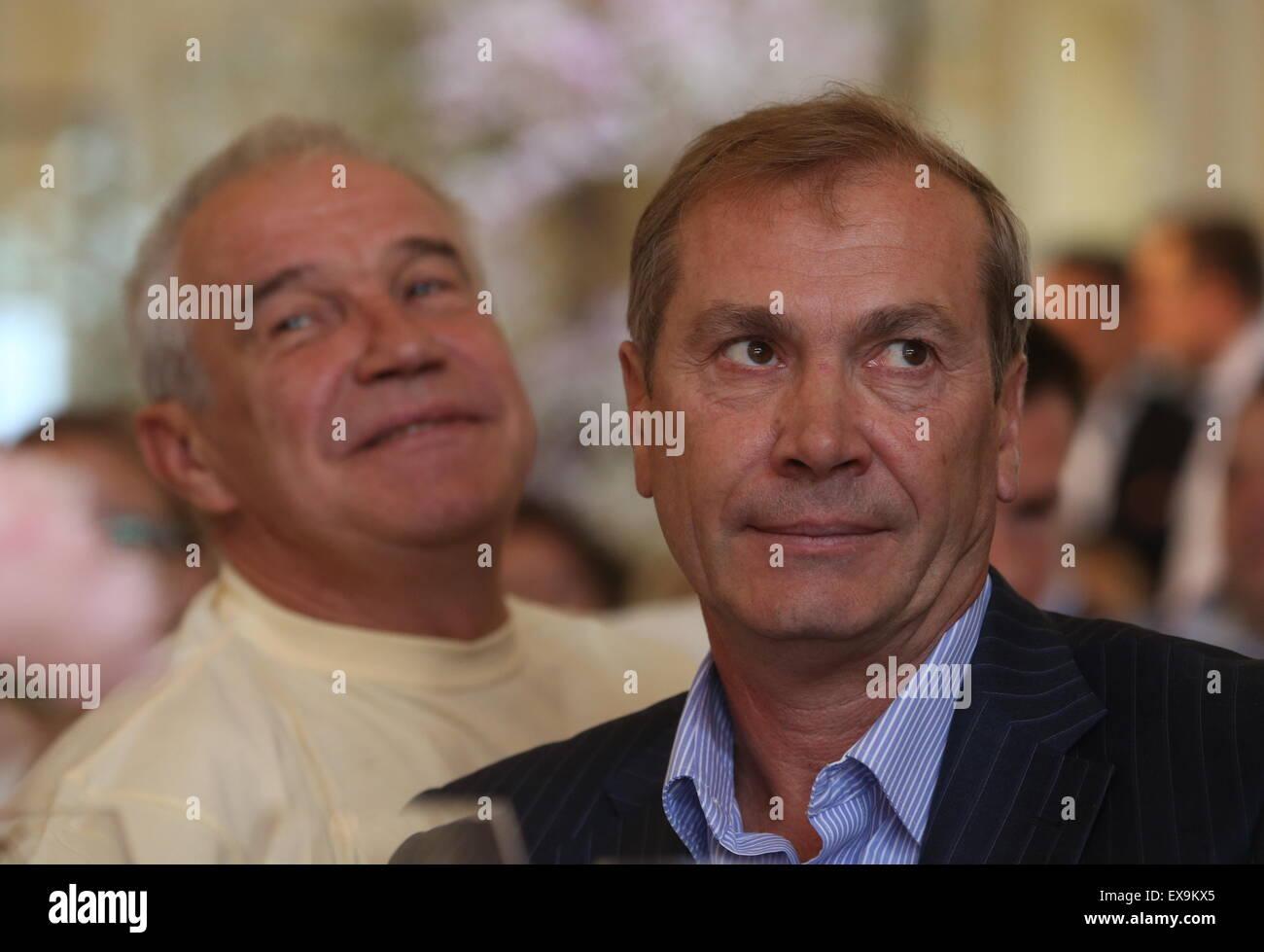 Career actor Sergei Garmash 83