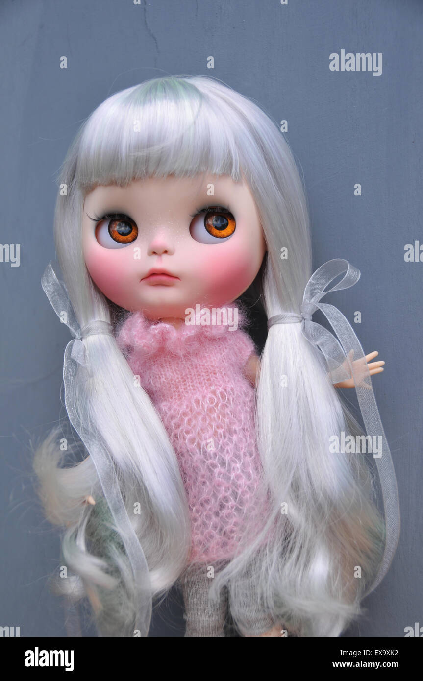 Beautiful Kuenstlerpuppen Art Dolls-ooak Dolls