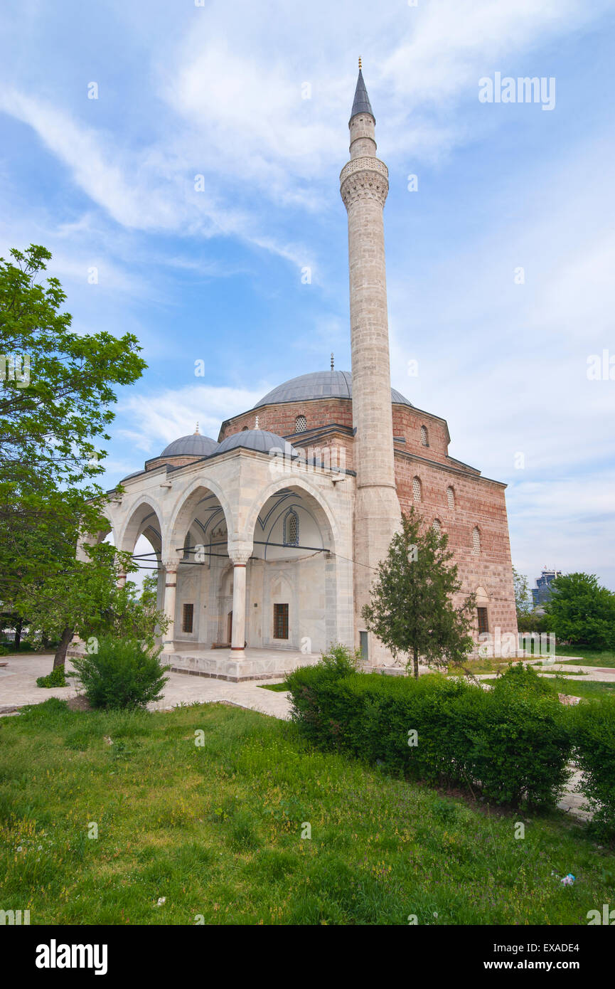 Mustafa Pasha Mosque, Skopje, Macedonia - Stock Image