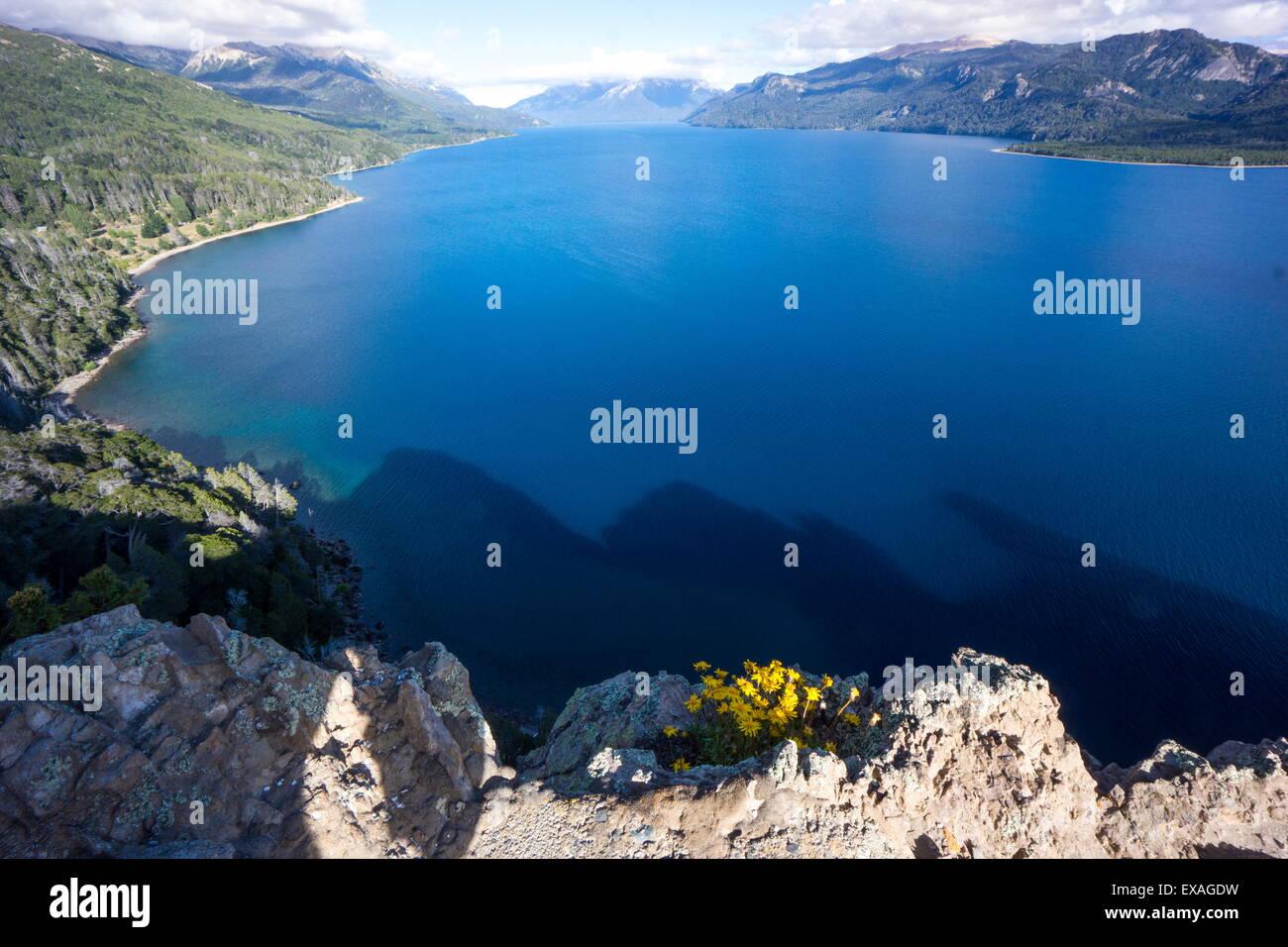 Ruta de Siete Lagos, Bariloche district, Argentina, South America - Stock Image