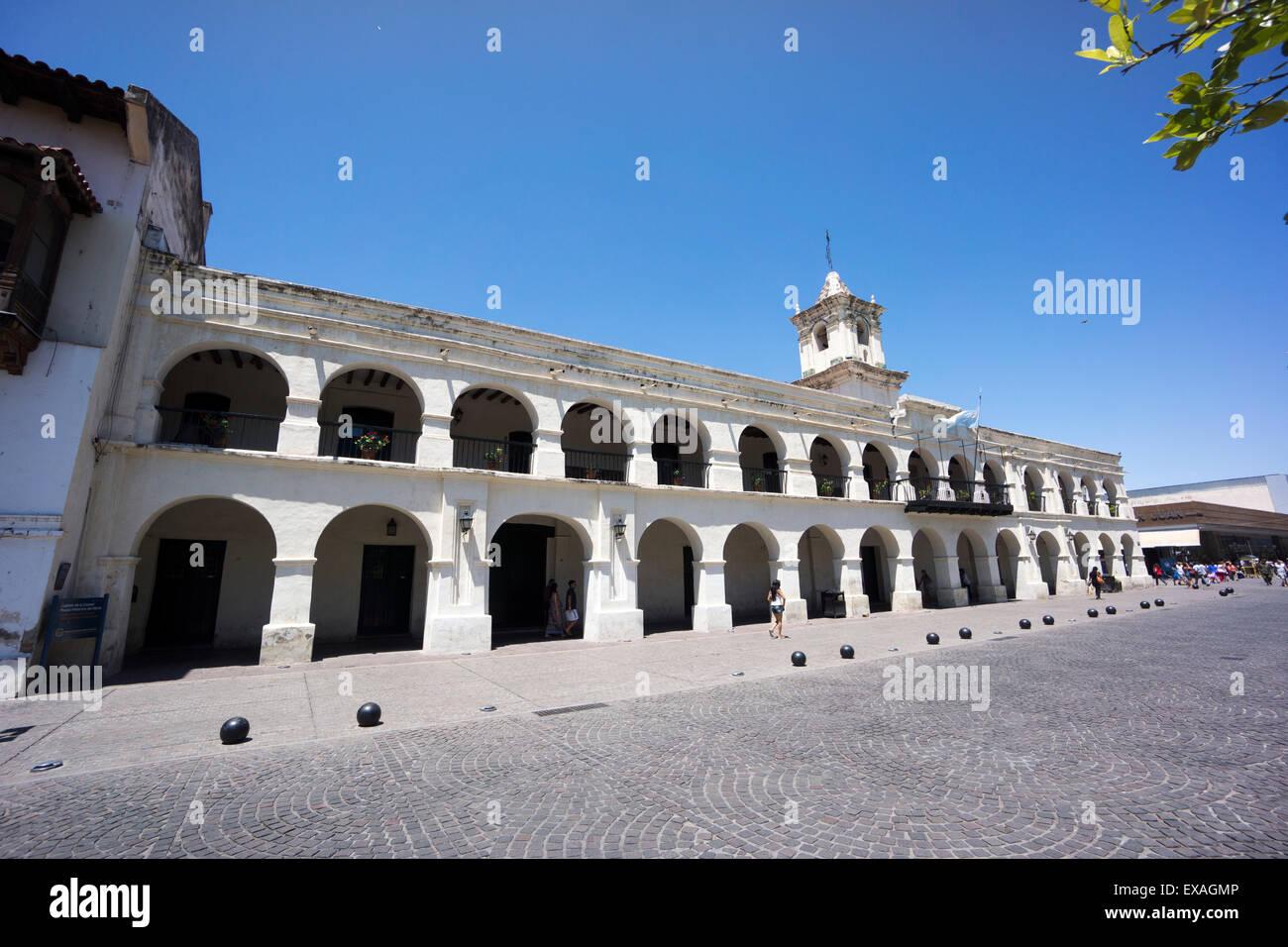 Museo Historica del Norte, Salta, Argentina, South America - Stock Image