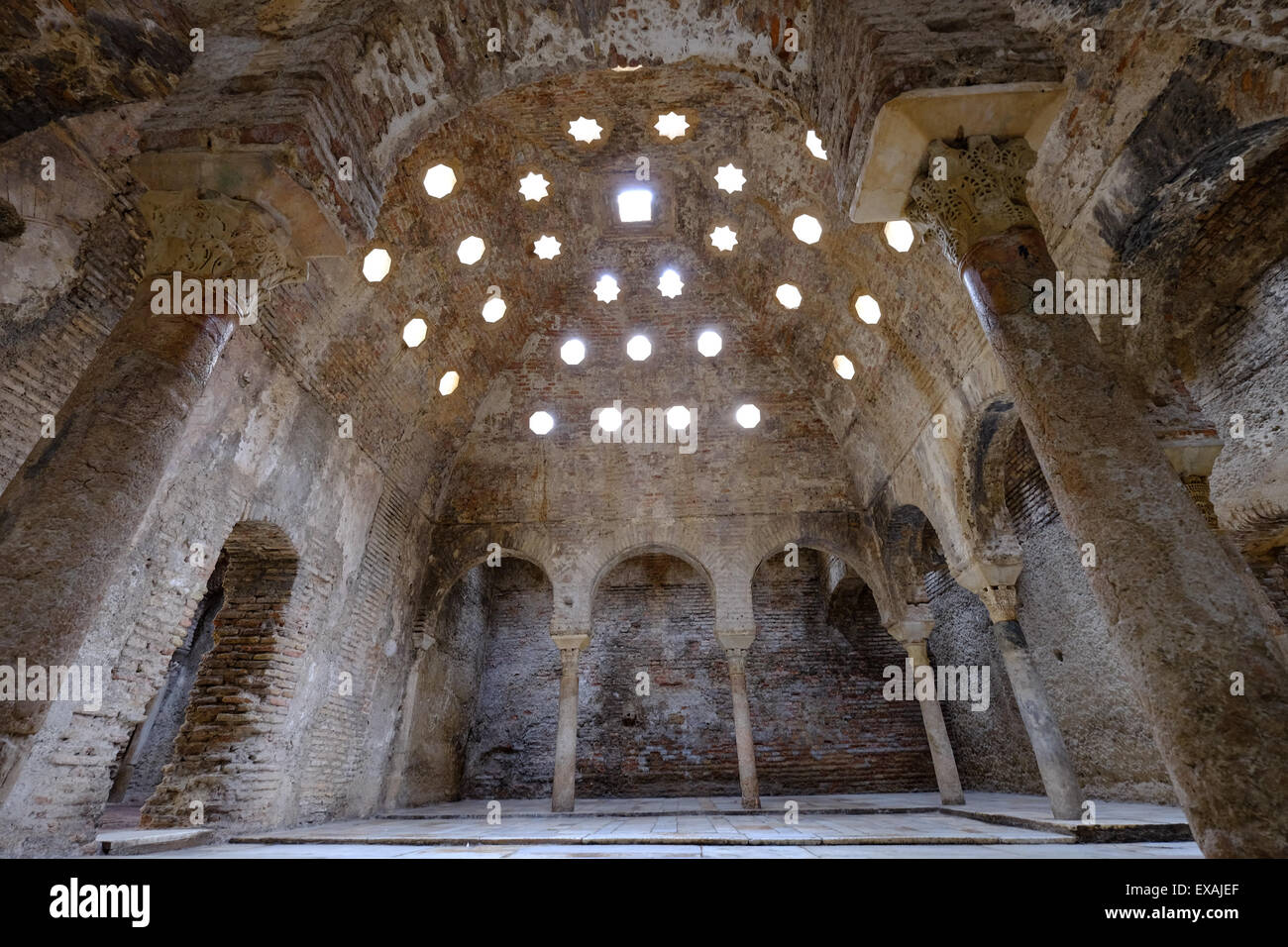 Arab baths stock photos arab baths stock images alamy - Banos arabes cadiz ...