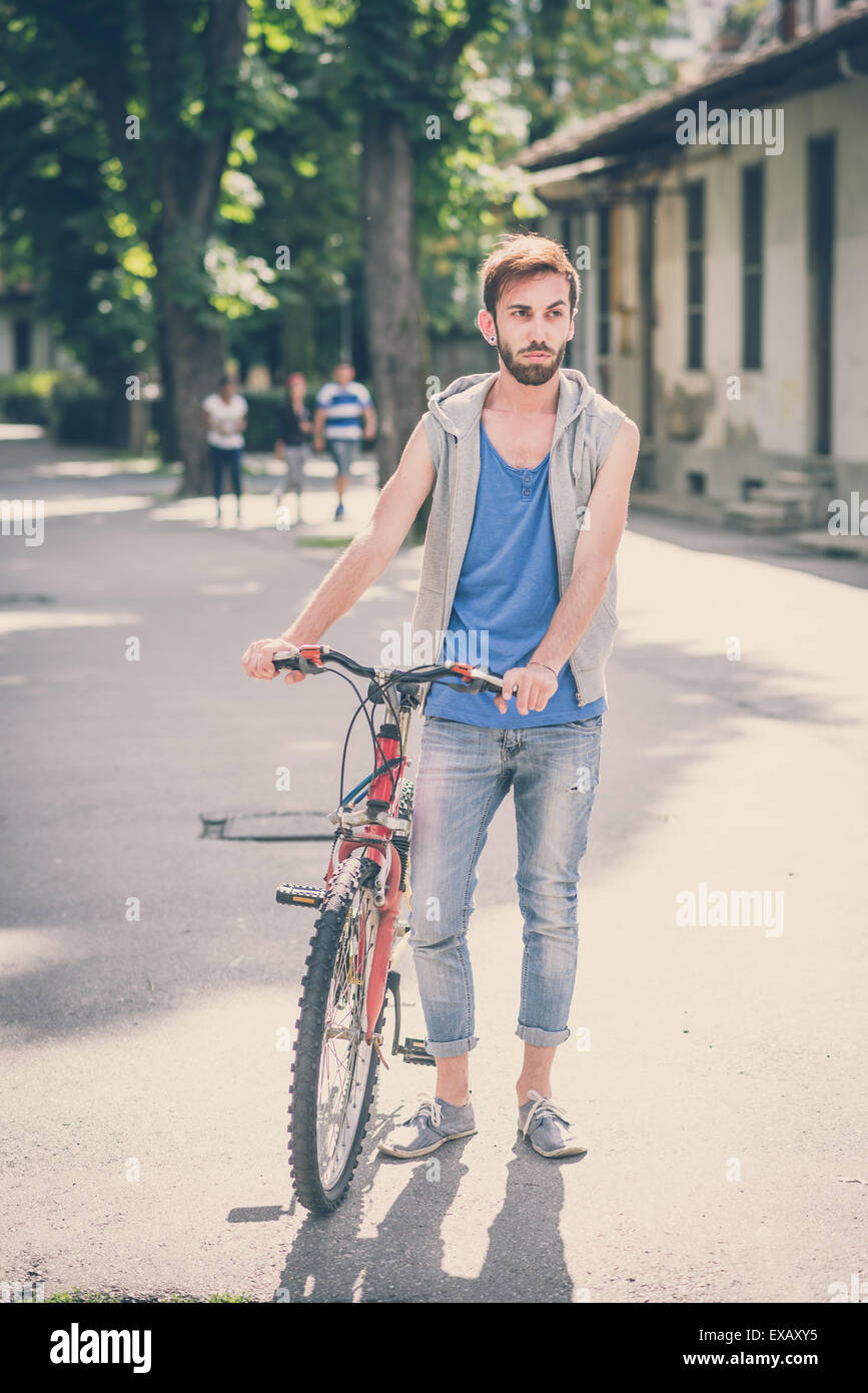 Gay Hipster
