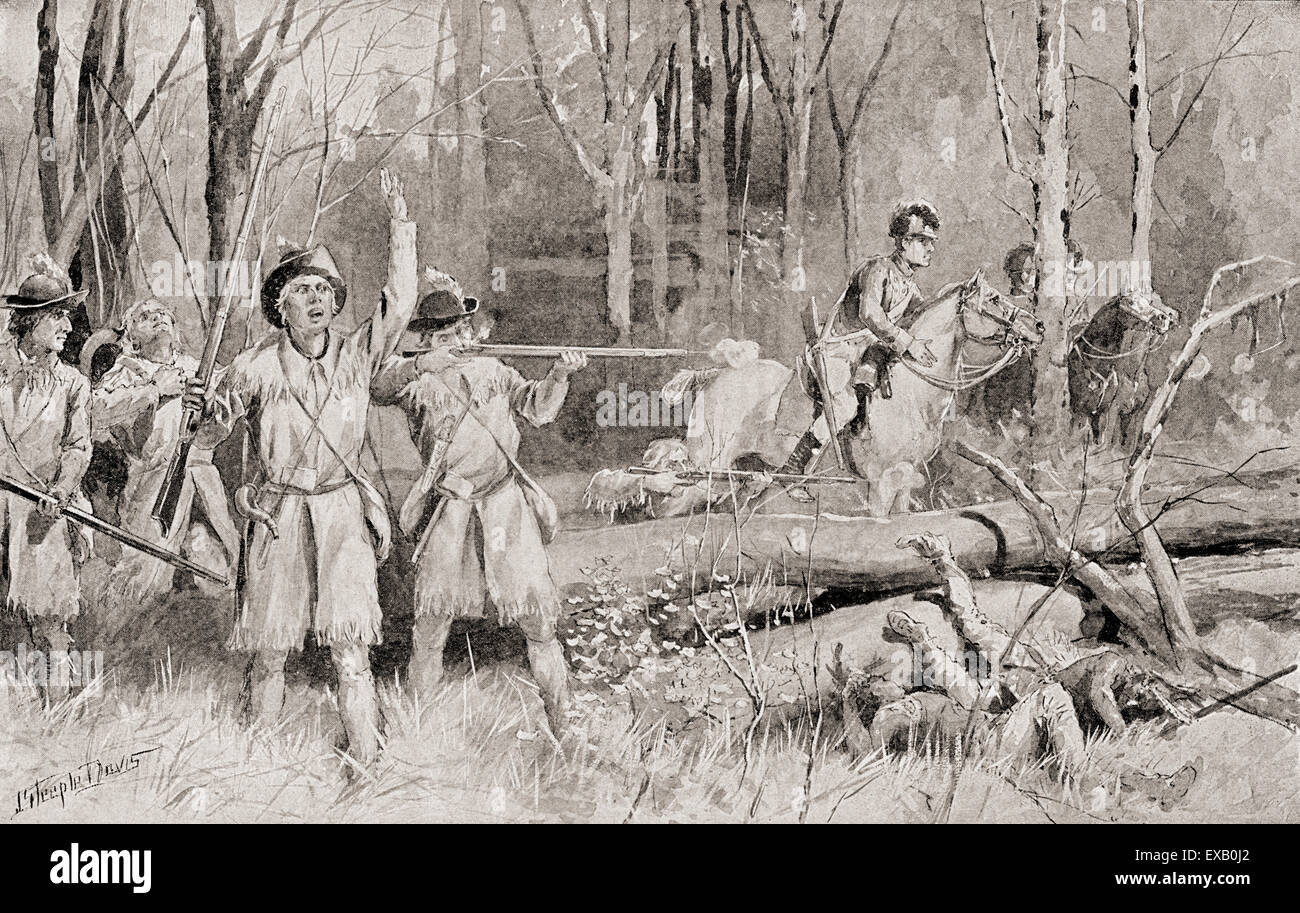 Battle Of Fallen Timbers Stock Photos & Battle Of Fallen ...