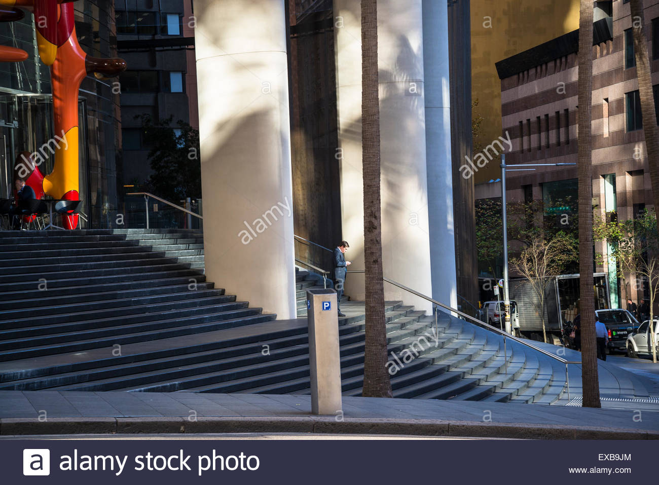 Stairs Sydney Australia High Resolution Stock Photography And Images Alamy