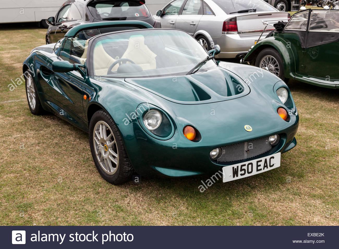 Lotus Elise Sports Car - Stock Image