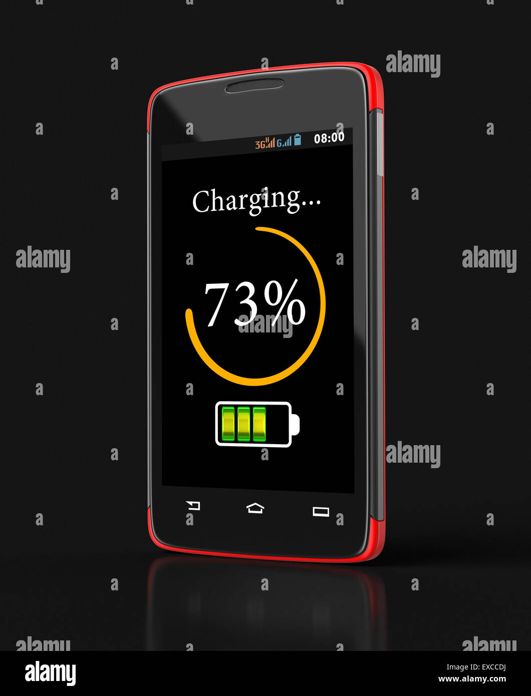charging battery stock photos charging battery stock images alamy. Black Bedroom Furniture Sets. Home Design Ideas