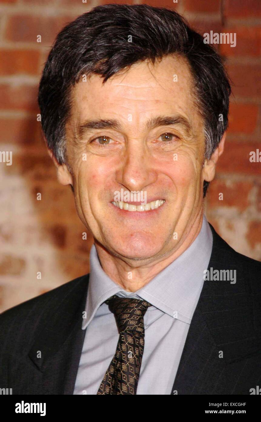 File. 11th July, 2015. Wales native, ROGER REES, (May 5, 1944 - July 10, 2015) a Tony-winning theater star also - Stock Image