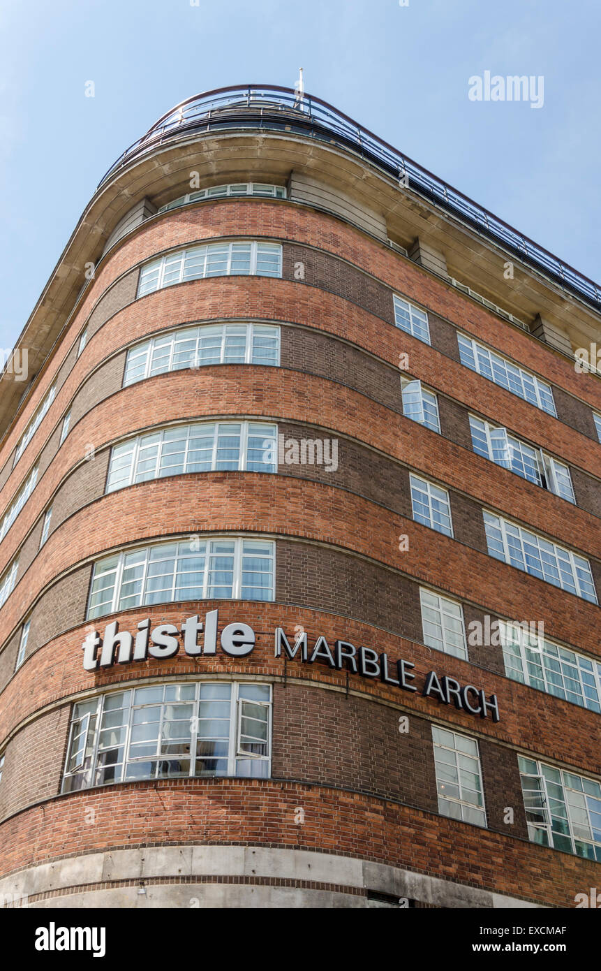 Thistle Marble Arch Hotel London Uk