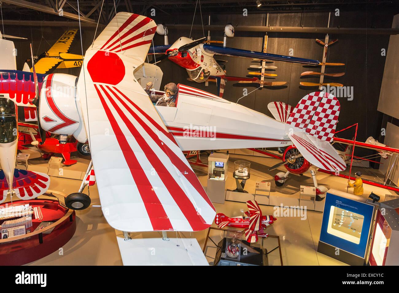 Wisconsin, Oshkosh, Experimental Aircraft Association, EAA